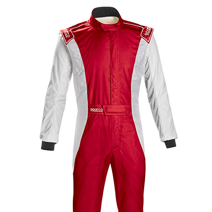 Sparco Competition RS-4.1 Race Suit Red/White